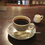 とある出張先の喫茶店でのひととき。大人の雰囲気を感じられる空間で息抜きを