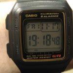 モンベルでビジカジ|腕時計はシチズンとのコラボレーション2種類。
